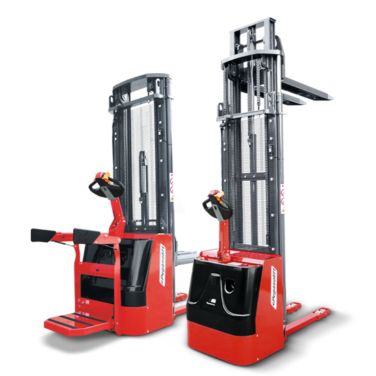 Pegasolift PL electric pallet stacker