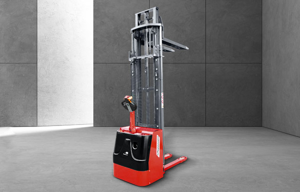 PL electric pallet stacker