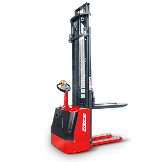 Pegasolift PL 16-63T electric pallet stacker