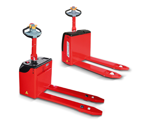 Pegasolift electric pallet trucks