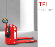 electric pallet truck serie TPL
