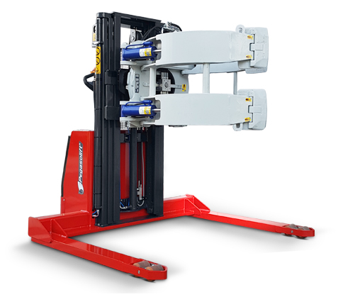 Pegasolift special pallet stackers and pallet trucks